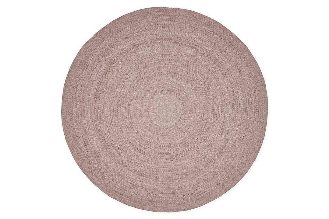 Dywan zewnętrzny Veneto ø300cm różowy