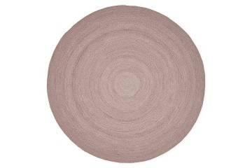 ogród dywan: Dywan zewnętrzny Veneto ø300cm różowy