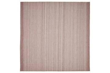 dywan tarasowy: Dywan zewnętrzny Veneto 300x300cm różowy