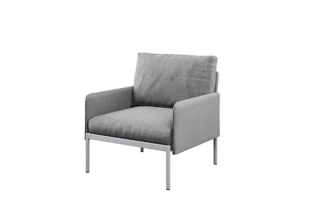 Fotel  ARONA szary