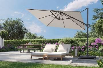 parasole ogrodowe producent: Parasol ogrodowy Voyager T² 2.7m x 2.7m