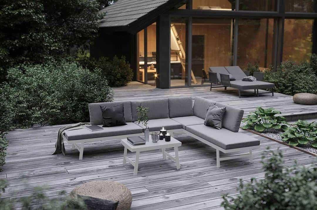 kanapa ogrodowa Masca
