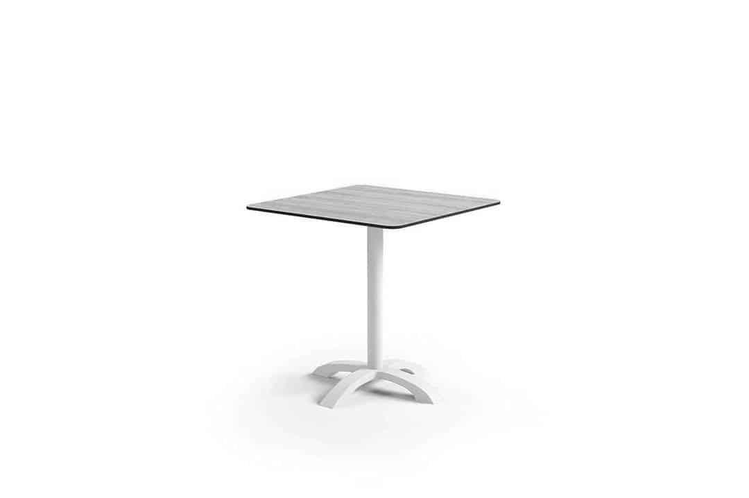 Stół ogrodowy VIC biały