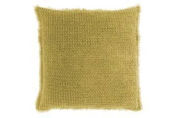 Poduszka ogrodowa dekoracyjna Torvi żółta