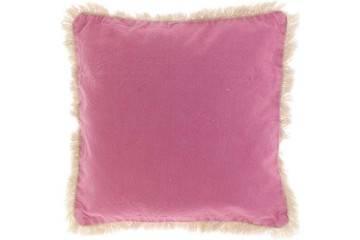 Dekoracje: Poduszka ogrodowa dekoracyjna Mare różowa