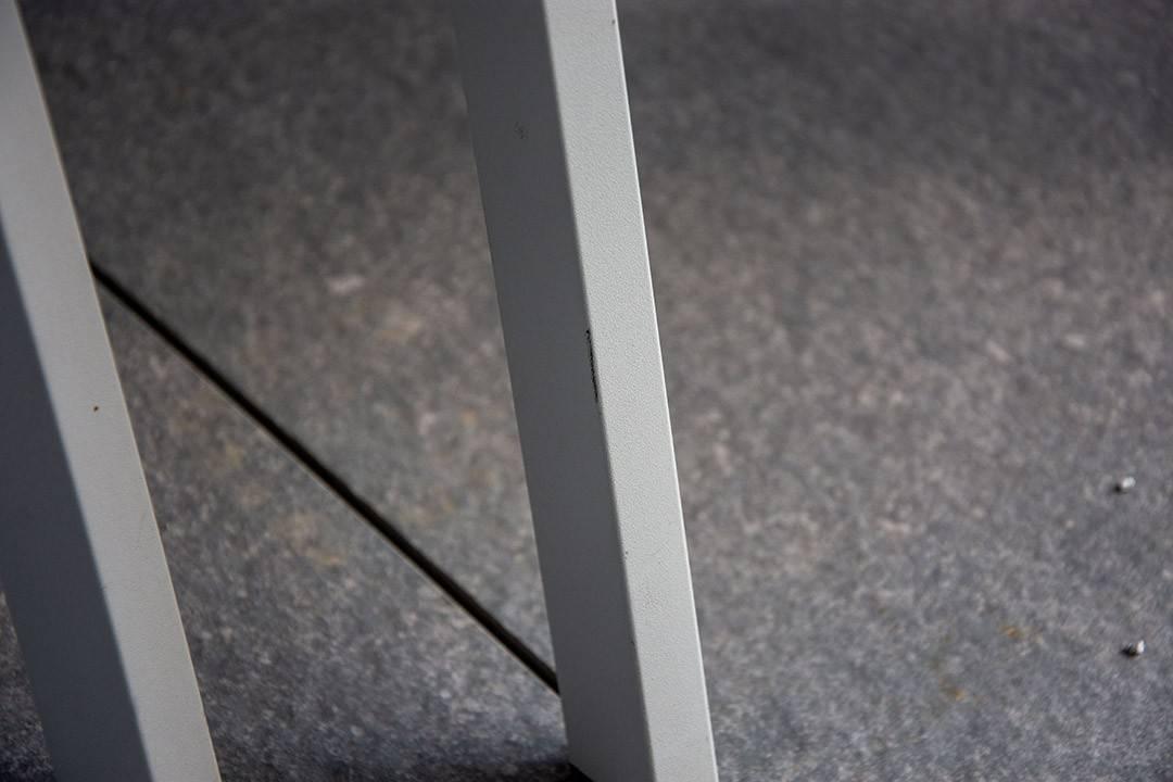 Meble ogrodowe BILBAO + LEON teak light grey 663