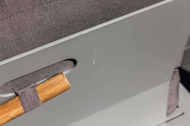 Meble ogrodowe Coria II grey 691